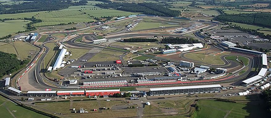 Circuito Silverstone : Silverstone confirm break from f contract from what does
