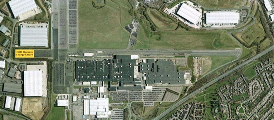 Honda - Biomass Power Plant, Swindon : Rolton Group