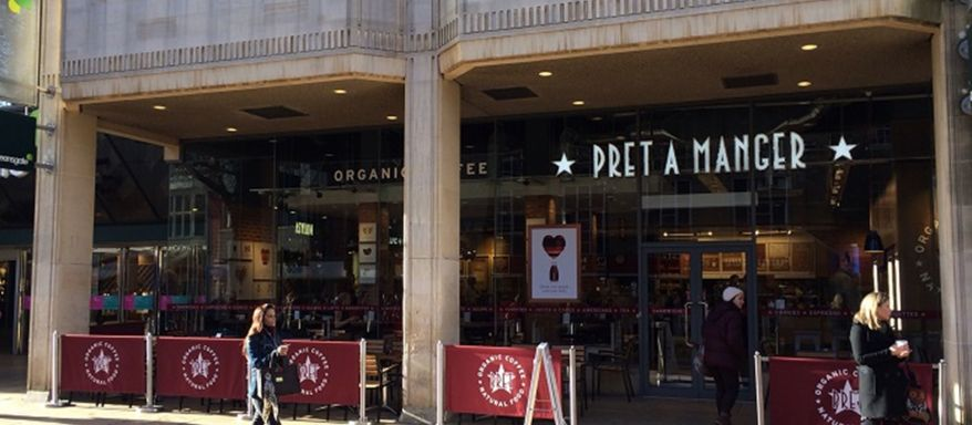 Pret-A-Manger Opens its Doors to Peterborough & Pret-A-Manger Opens its Doors to Peterborough : Rolton Group