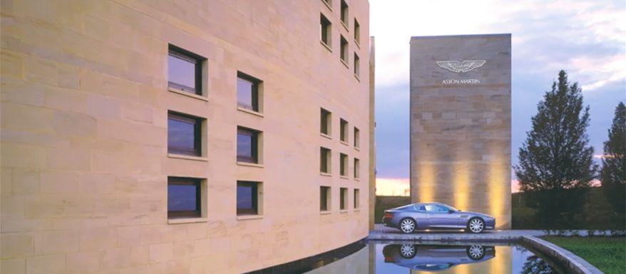 Aston Martin Hq Gaydon Rolton Group